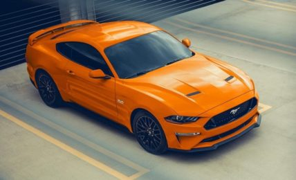 2021 Ford Mustang Facelift