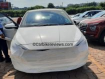 2021 Hyundai i20 Spotted Front