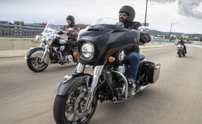 2021 Indian Motorcycle Lineup