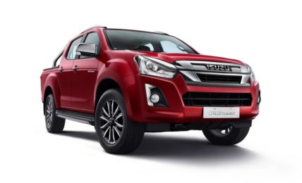 2021 Isuzu V-Cross Front