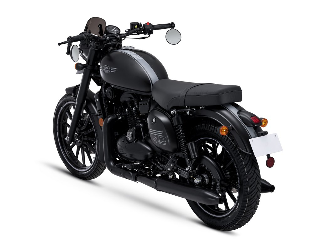 2021 Jawa Forty Two Allstar Black