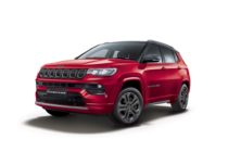 2021 Jeep Compass Anniversary Edition Red