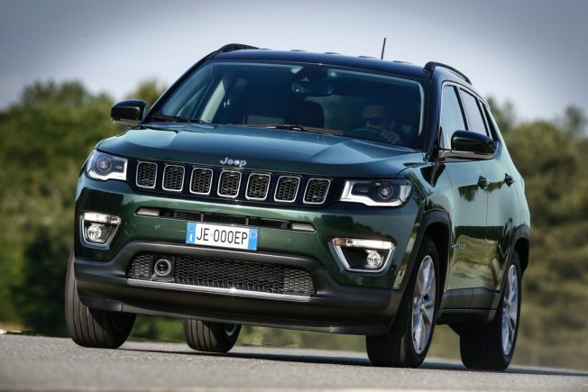 2021 Jeep Compass Facelift