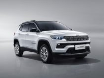 2021 Jeep Compass Facelift Front