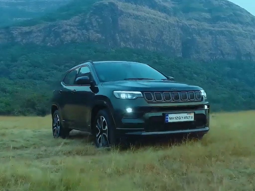 2021 Jeep Compass Facelift Reveal