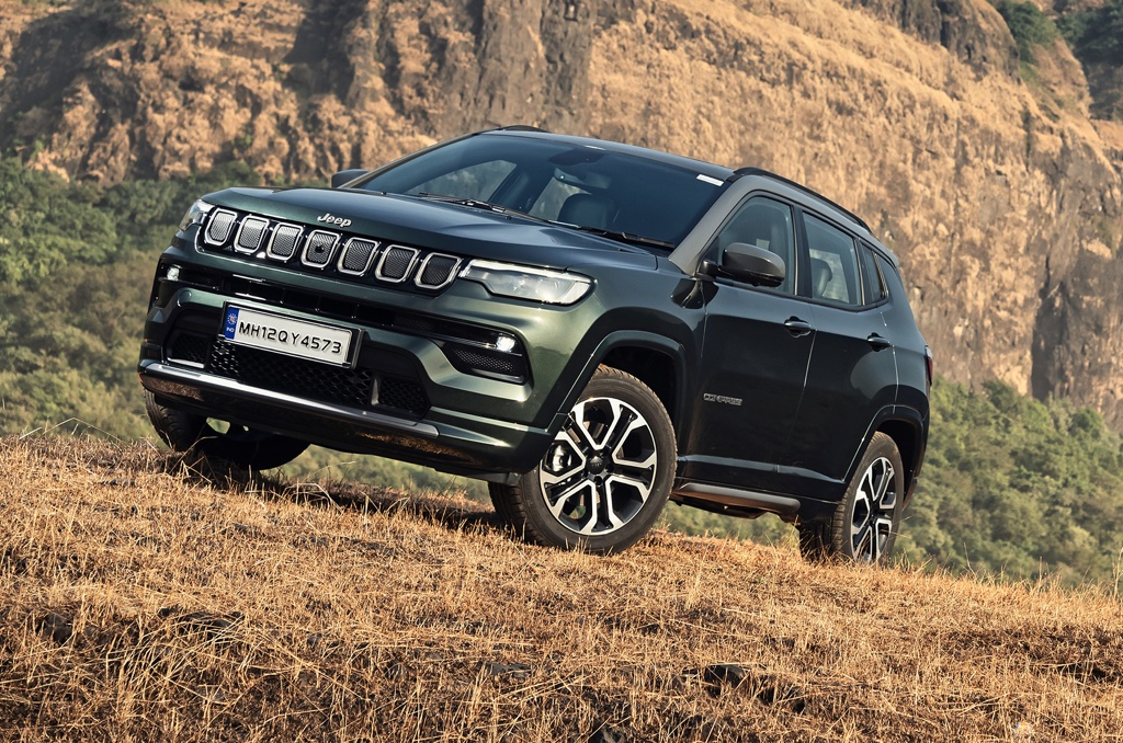 2021 Jeep Compass Features