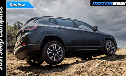 2021 Jeep Compass Video Review