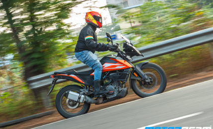 2021 KTM 250 Adventure Review 45