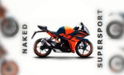 2021 KTM RC 390 Production Variant
