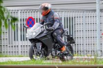 2021 KTM RC 390 Spied Front