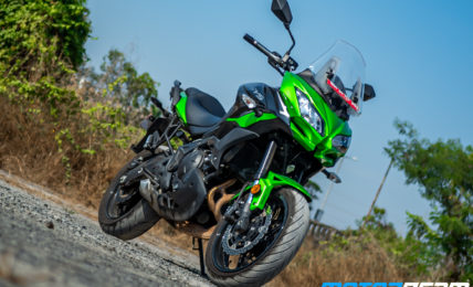 2021 Kawasaki Versys 650 Review 21