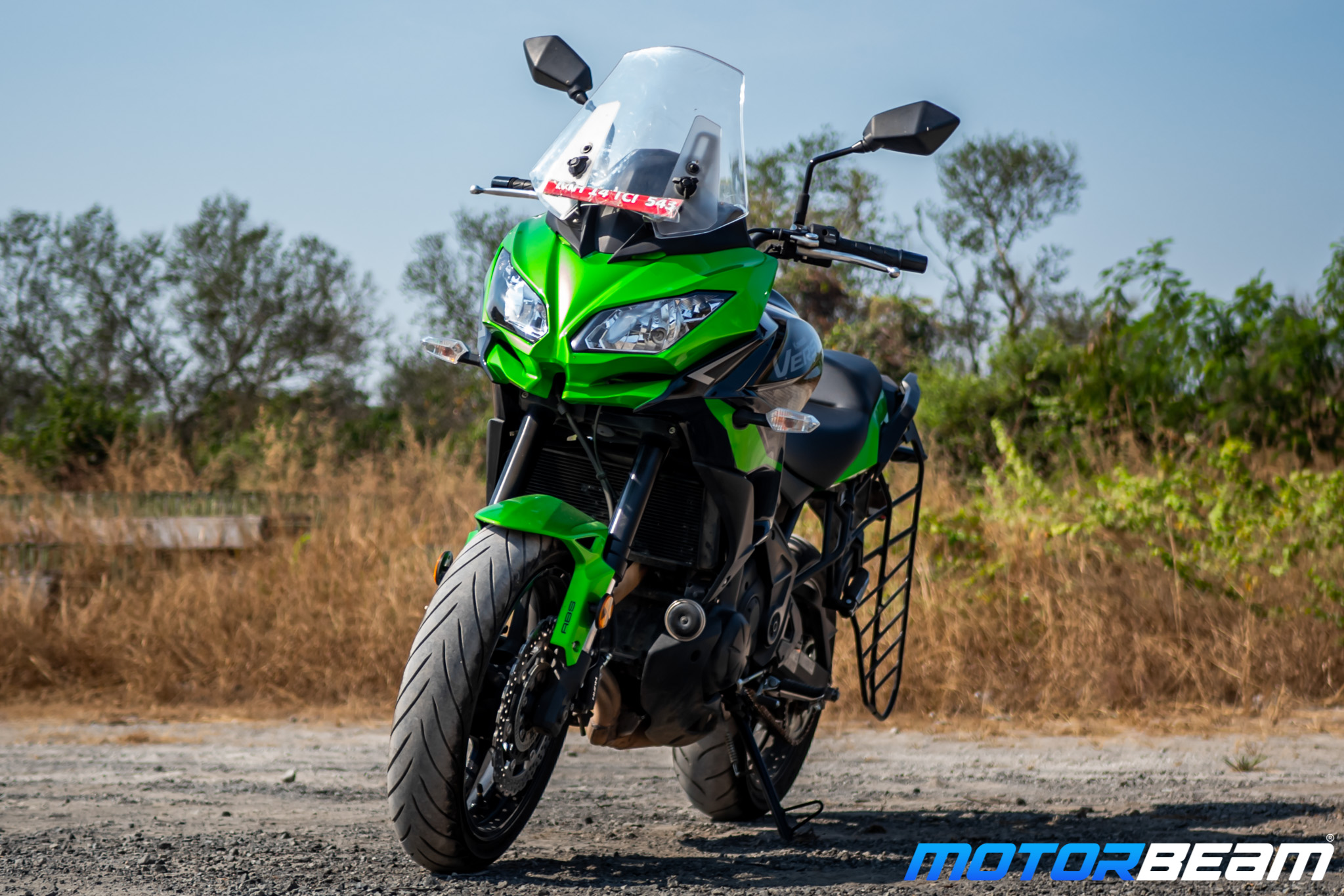 2021 Kawasaki Versys 650 Review 3