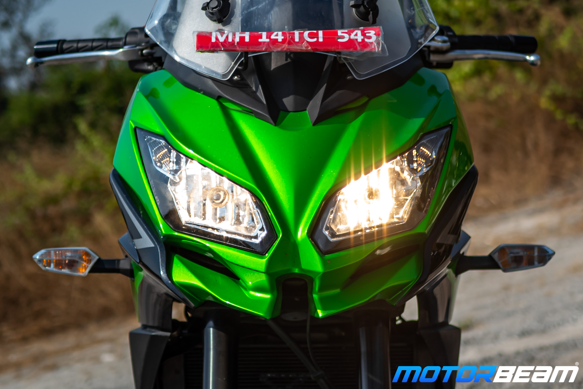 2021 Kawasaki Versys 650 Review 30