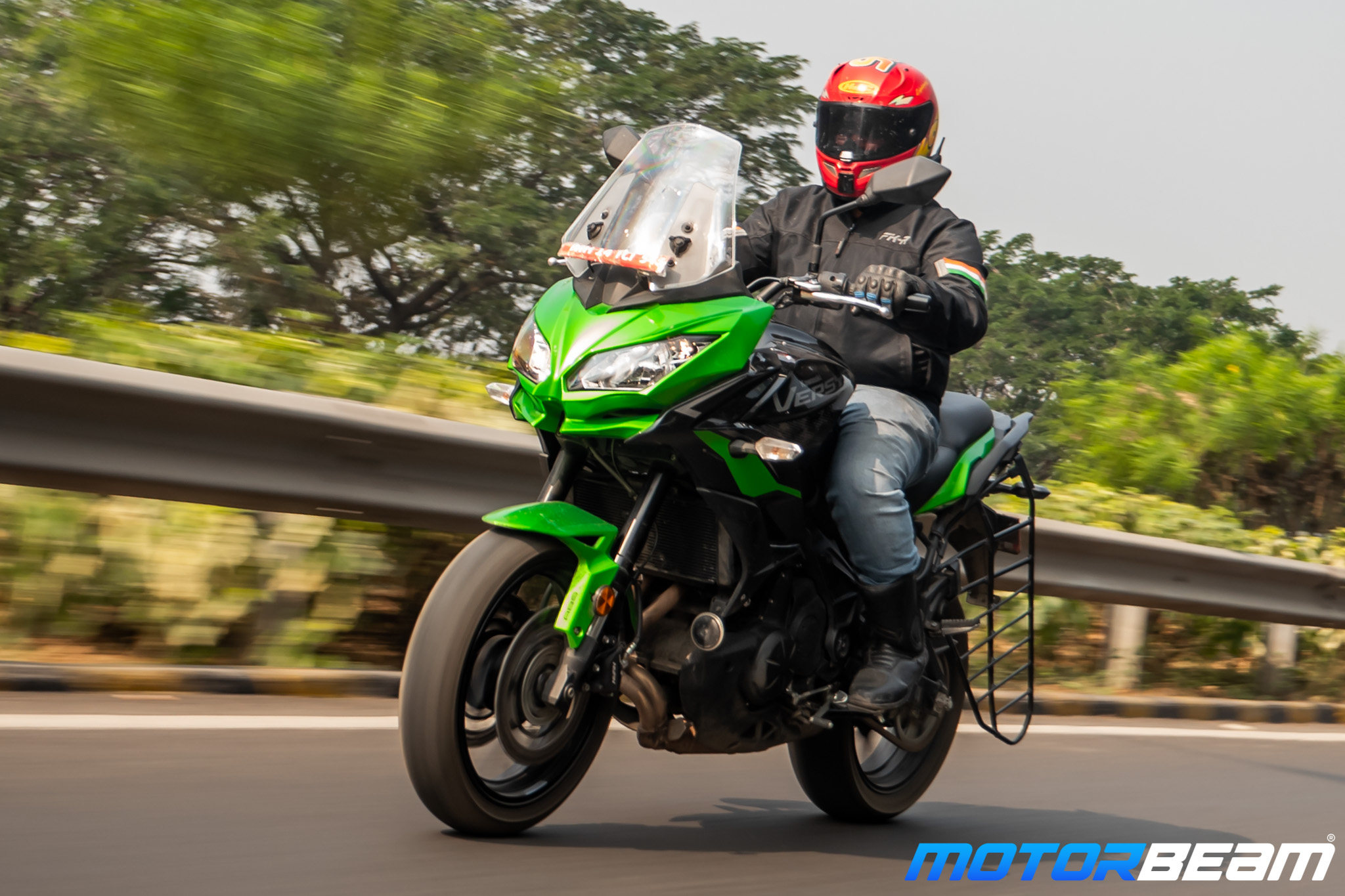 2021 Kawasaki Versys 650 Review 34