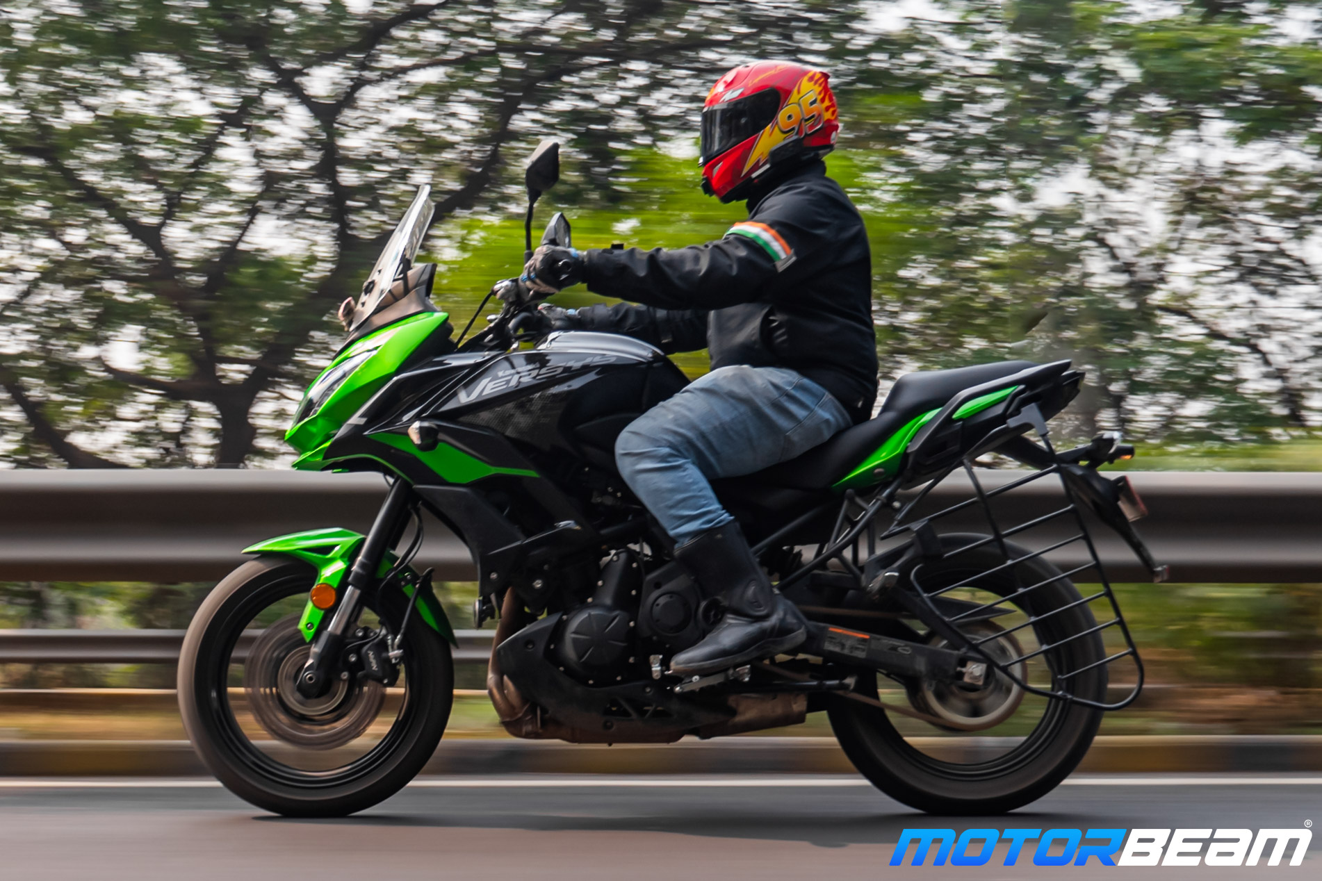 2021 Kawasaki Versys 650 Review 35