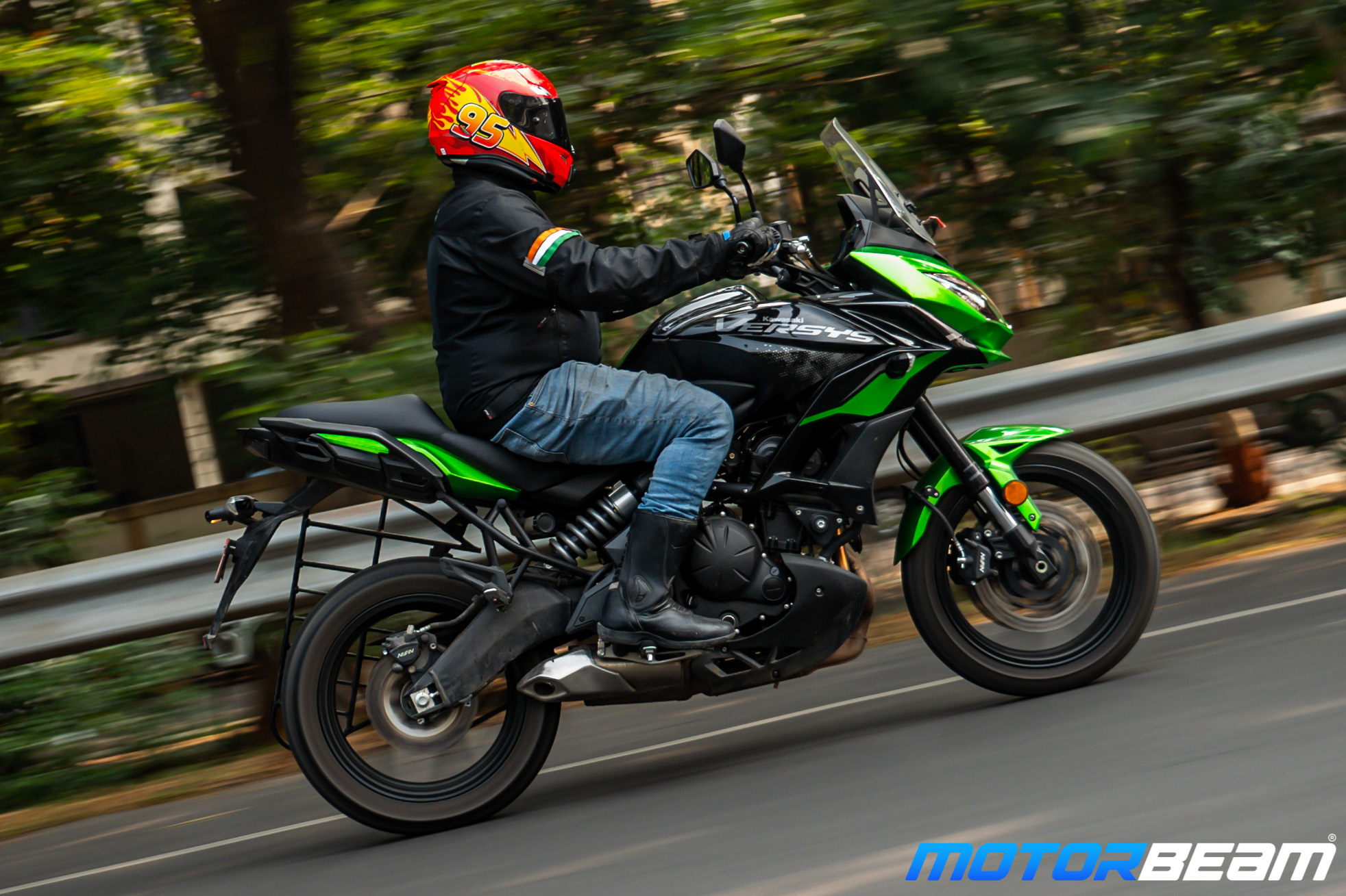 2021 Kawasaki Versys 650 Review 38