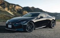 2021 Lexus LC 500h Limited Edition Price