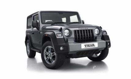 2021 Mahindra Thar Hard Top