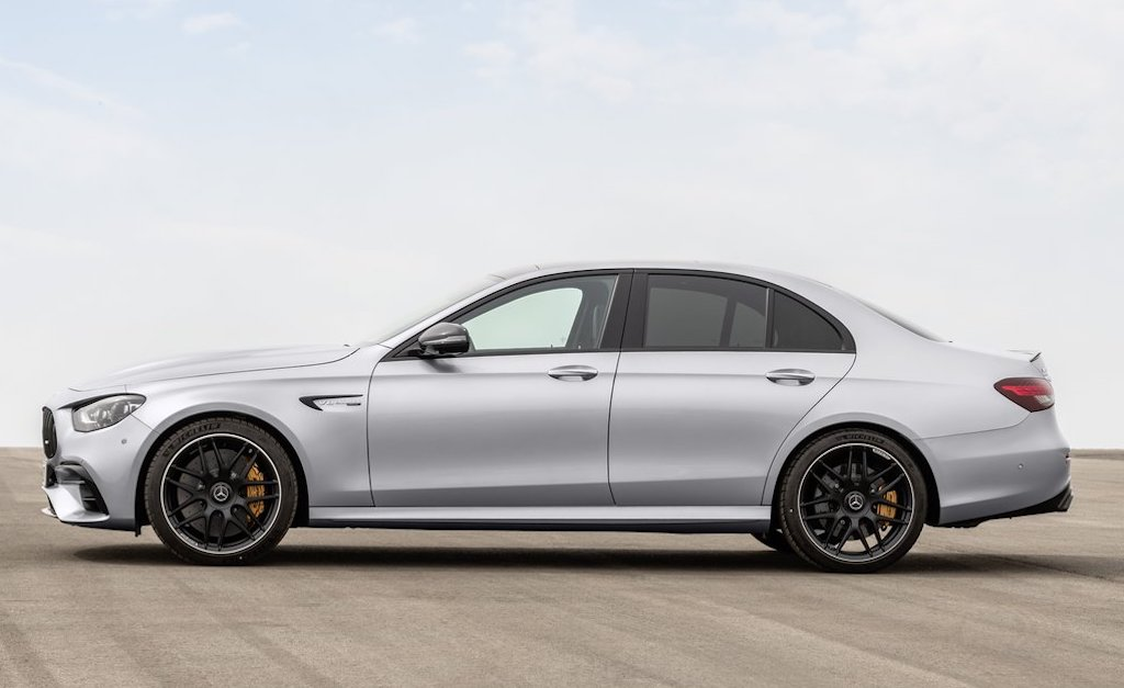 2021 Mercedes-AMG E63S Features