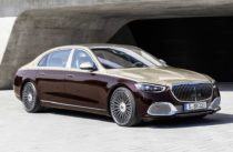 2021 Mercedes Maybach S580