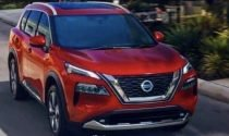 2021 Nissan X-Trail Spotted