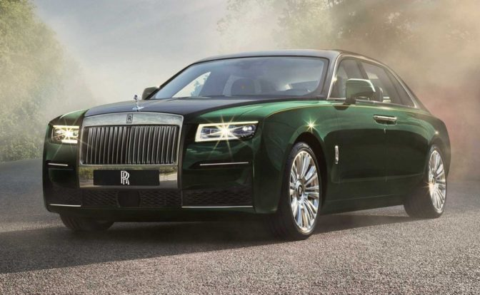 2021 Rolls-Royce Ghost Extended