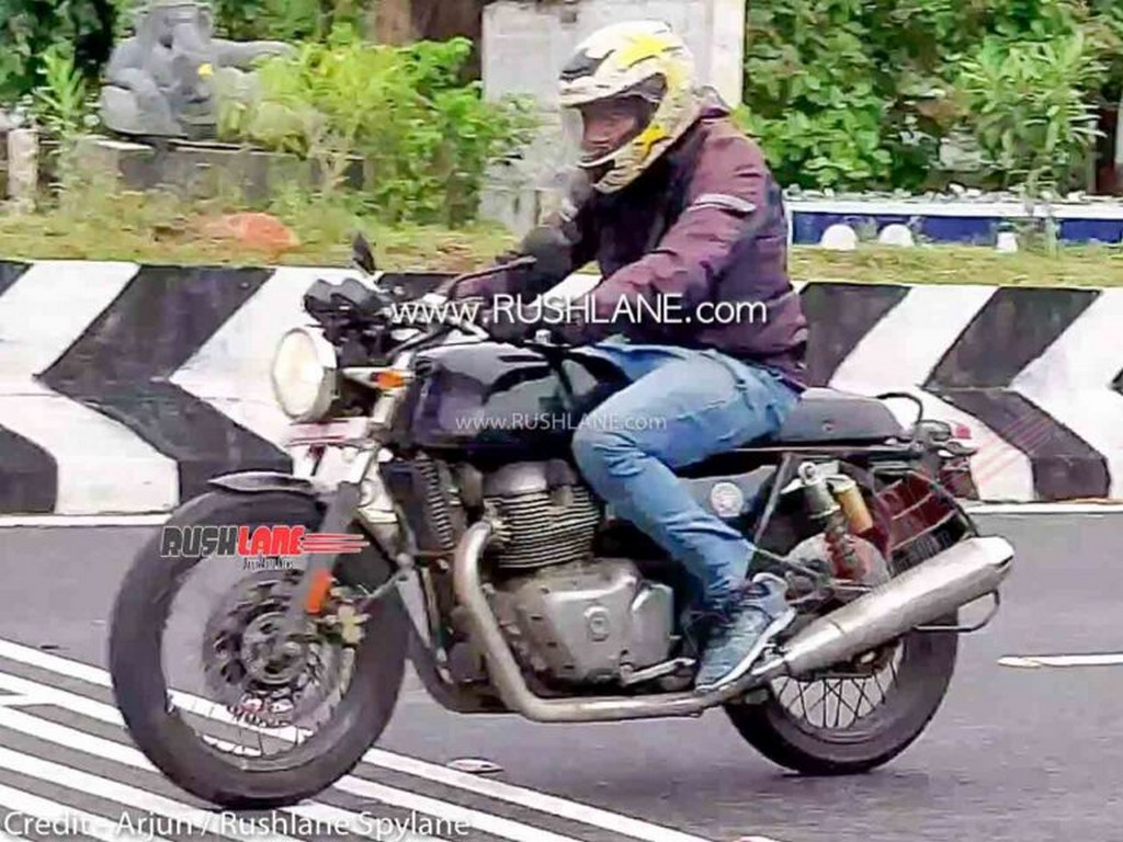 2021 Royal Enfield Continental GT 650 Facelift