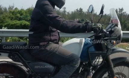 2021 Royal Enfield Himalayan Spotted