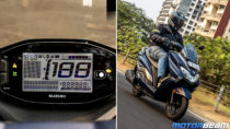 2021 Suzuki Burgman Street Bluetooth Meter Hindi Video