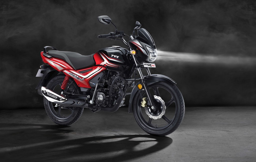 2021 TVS Star City+ Disc Brake Variant Price