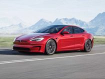 2021 Tesla Model S Plaid