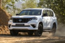 2021 Toyota Land Cruiser Prado