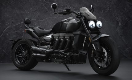 2021 Triumph Rocket 3 GT Triple Black