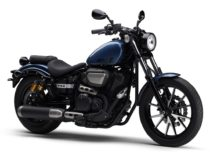 2021 Yamaha Bolt Grayish Blue Metallic