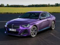 2022 BMW 2-Series Coupe