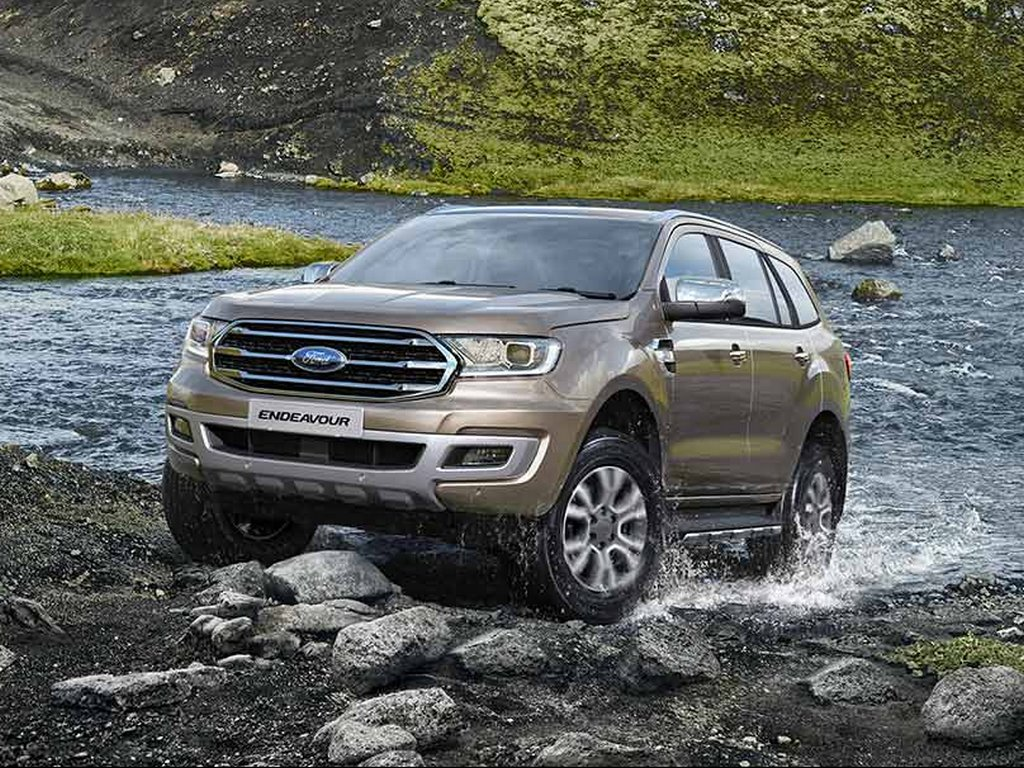 2021 Ford Endeavour Price