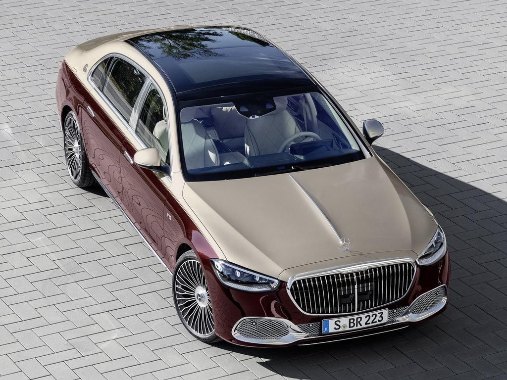 2022 Mercedes-Maybach S680 Top