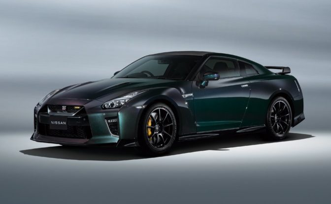 2022 Nissan GT-R Track Edition T-spec