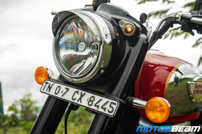 2022 Royal Enfield Classic 350 Review 13