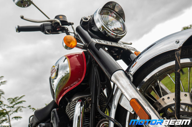 2022 Royal Enfield Classic 350 Review 17