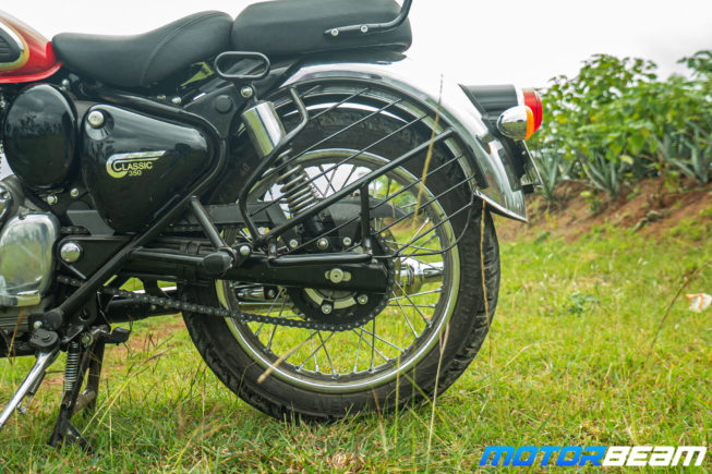 2022 Royal Enfield Classic 350 Review 21