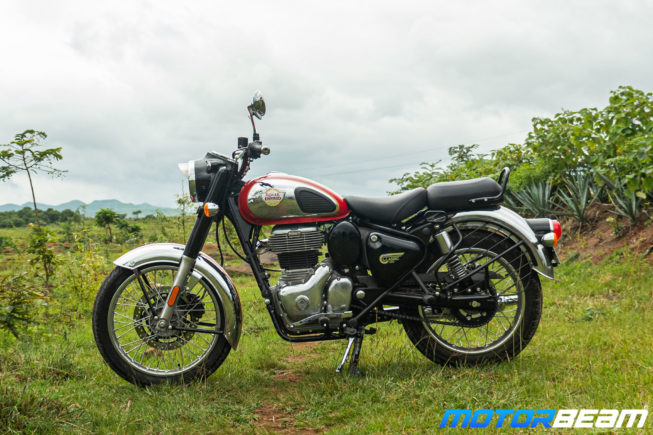 2022 Royal Enfield Classic 350 Review 23