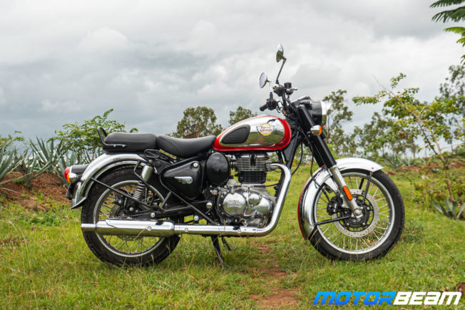2022 Royal Enfield Classic 350 Review 24