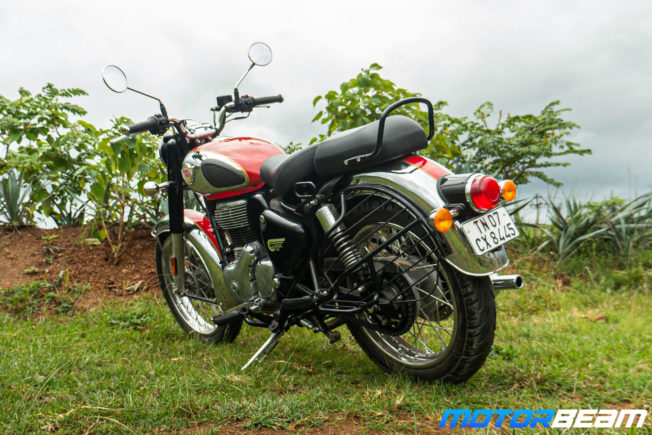 2022 Royal Enfield Classic 350 Review 31