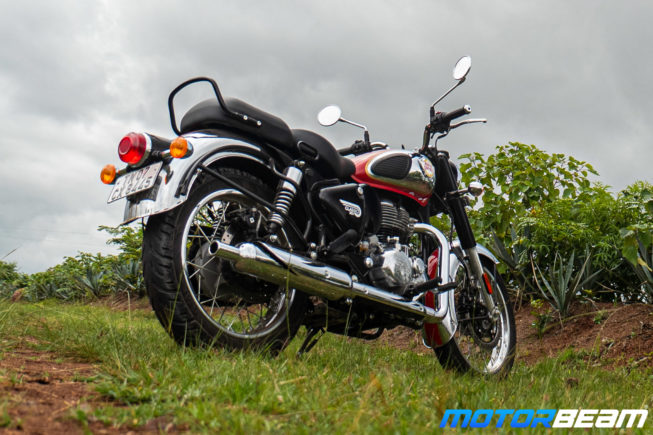 2022 Royal Enfield Classic 350 Review 33