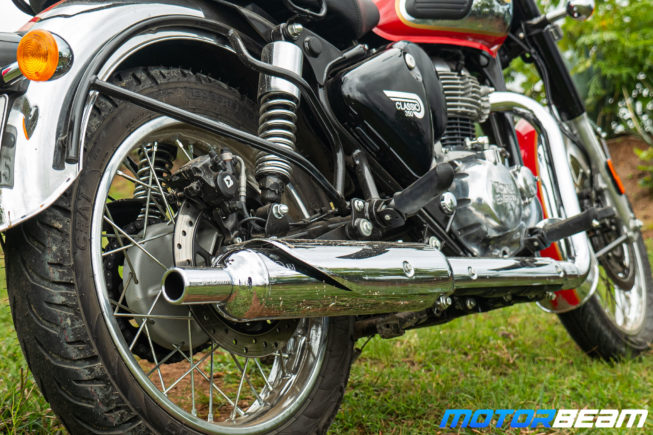 2022 Royal Enfield Classic 350 Review 34