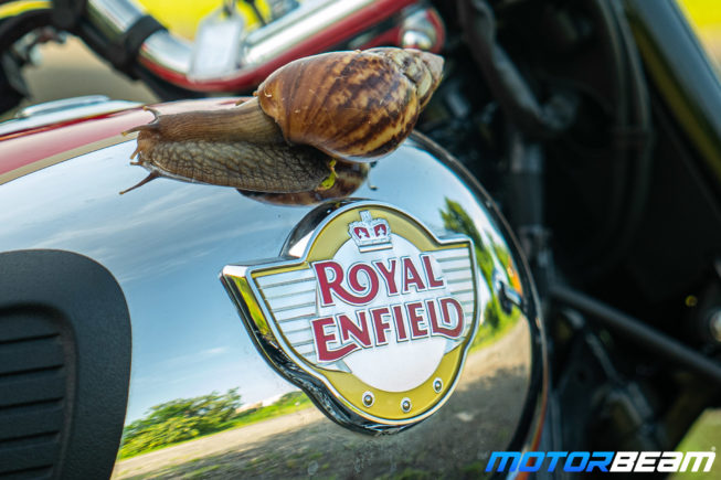 2022 Royal Enfield Classic 350 Review 35