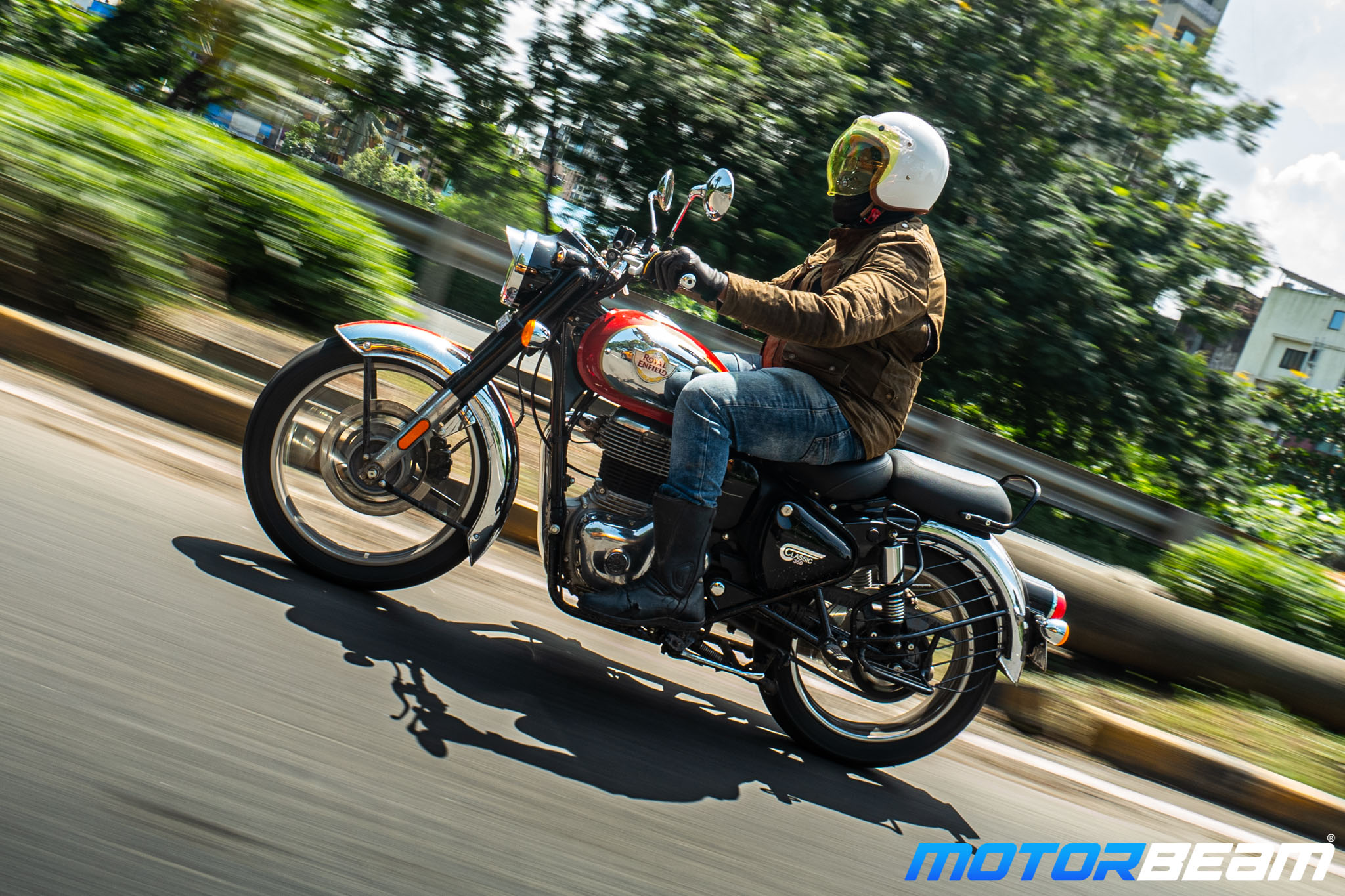 2022 Royal Enfield Classic 350 Review 38