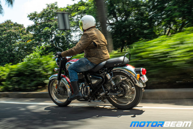 2022 Royal Enfield Classic 350 Review 39
