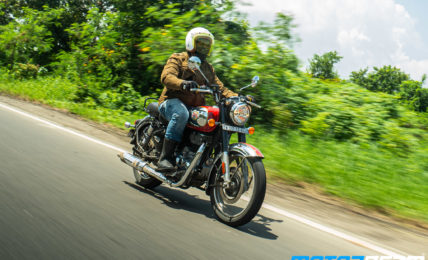 2022 Royal Enfield Classic 350 Review 40